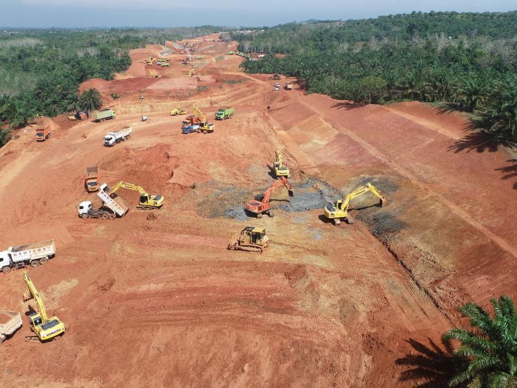 HK Lanjutkan Pembangunan Tol Trans Sumatera 2.765 Km