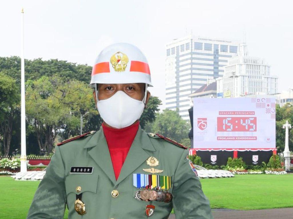Kolonel Muhammad Imam Gogor Jadi Komandan Upacara HUT Ke-75 RI di Istana