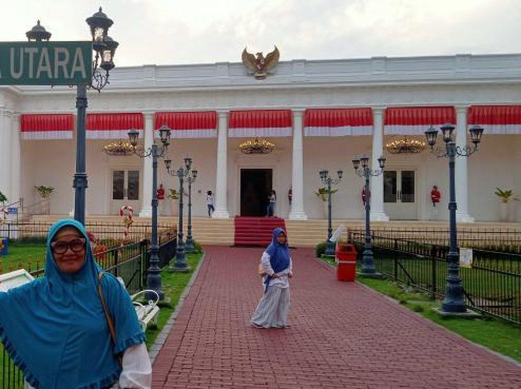 Lihat Yuk Megahnya 6 Istana Negara di Jatim Park 3