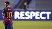 Serius! Lionel Messi Sudah Ajukan Keinginan Ingin Tinggalkan Barcelona