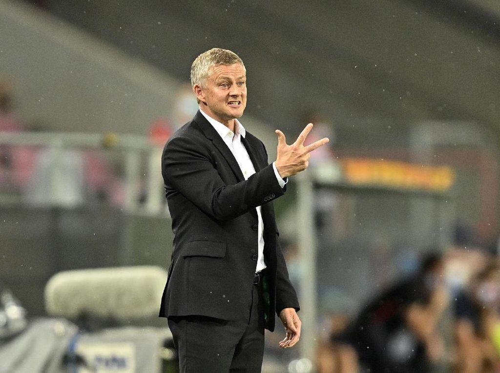Gol Kedua Sevilla Bikin Fernandes-Lindelof Ribut, Ini Kata Solskjaer