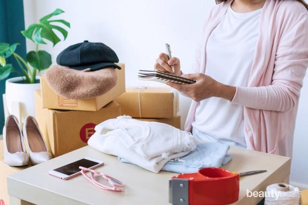 Lakukan pengecekan kondisi dan kelengkapan barang bekas agar bisa menentukan harga yang dijual atau akan dibeli.