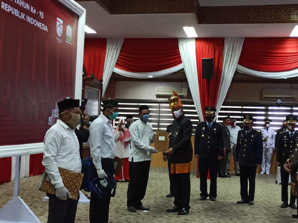 4.404 Napi di Aceh Dapat Remisi HUT RI, 46 Orang Langsung Bebas