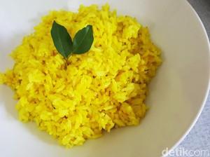 Resep Nasi Kuning Rice Cooker yang Praktis