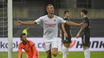 Melihat Gol-gol Sevilla yang Tumbangkan MU di Semifinal Liga Europa