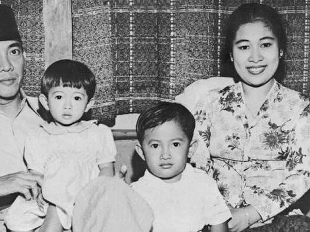 Kisah Cinta Fatmawati dan Ir. Soekarno yang Penuh Karisma dan Pesona