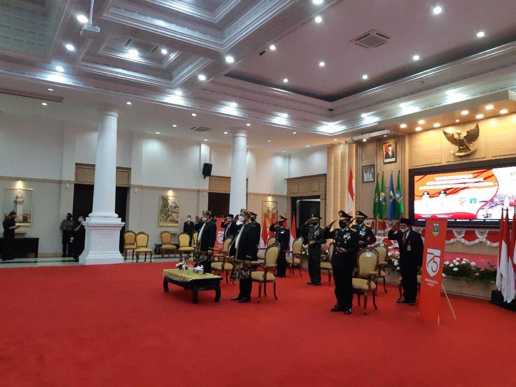 HUT RI ke-75 di Tengah Pandemi, Gubernur Banten Pesan soal Lawan COVID-19