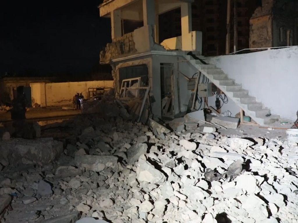 Teroris Menyerang Hotel di Somalia, 16 Orang Tewas