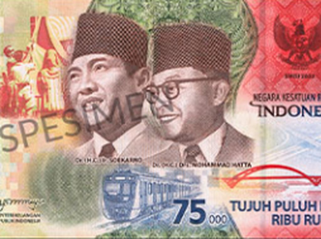 Uang Rp 75 Ribu Dicetak Karena Negara Kurang Anggaran? Kemenkeu Bantah