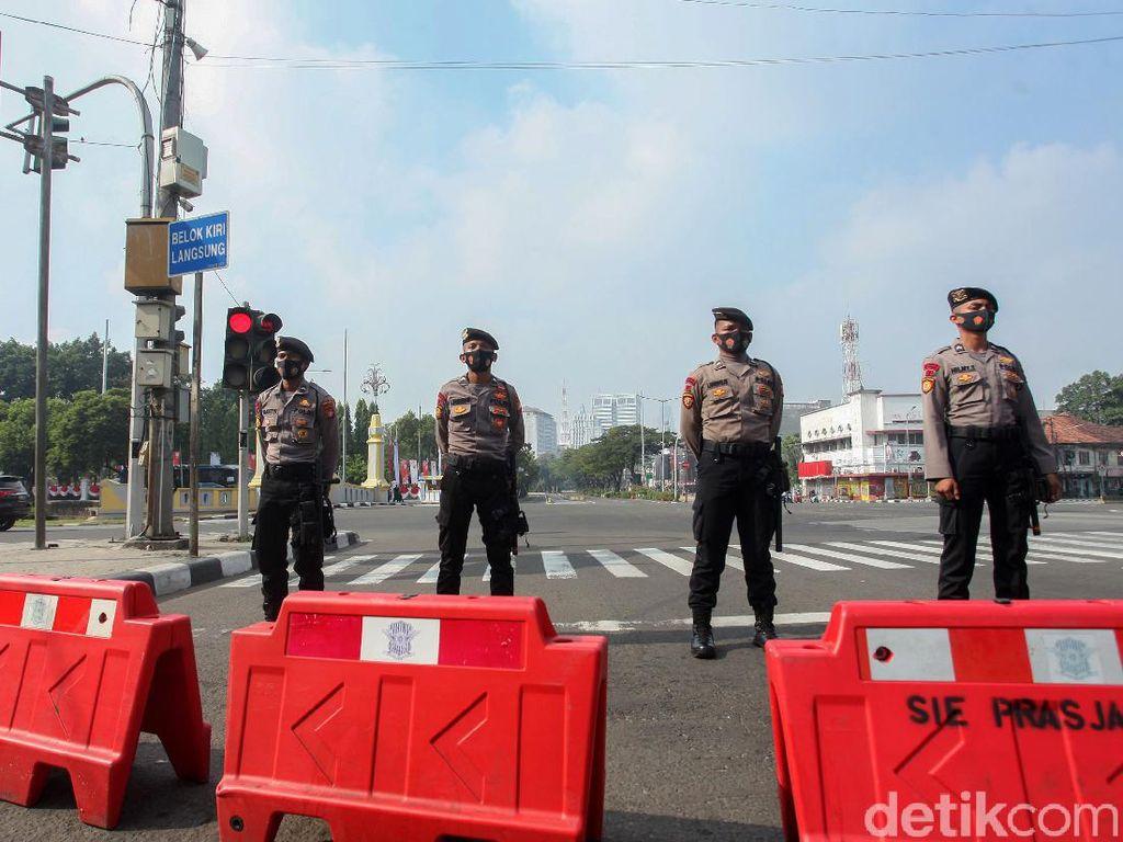 Jangan Lupa! Ini 11 Akses Masuk Jakarta yang Disekat Saat Malam Tahun Baru