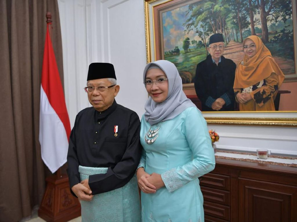 Pakai Baju Adat Melayu di Upacara HUT RI, Maruf Bicara Semangat Juang