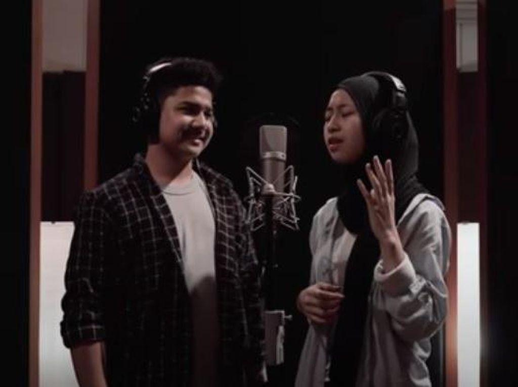 Lirik dan Chord Gitar Lagu Bidadari Surga dari Syakir Daulay dan Adiba Uje