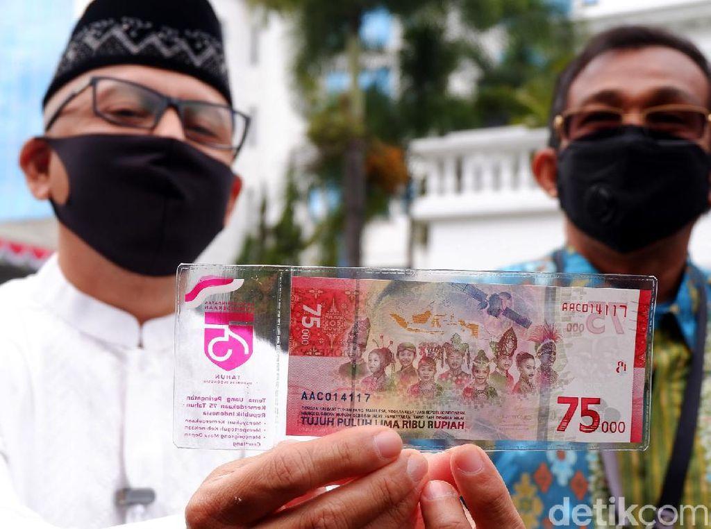 Akun Penjual Uang Khusus Rp 75.000 Seharga Rp 50 Juta Langsung Dihapus!