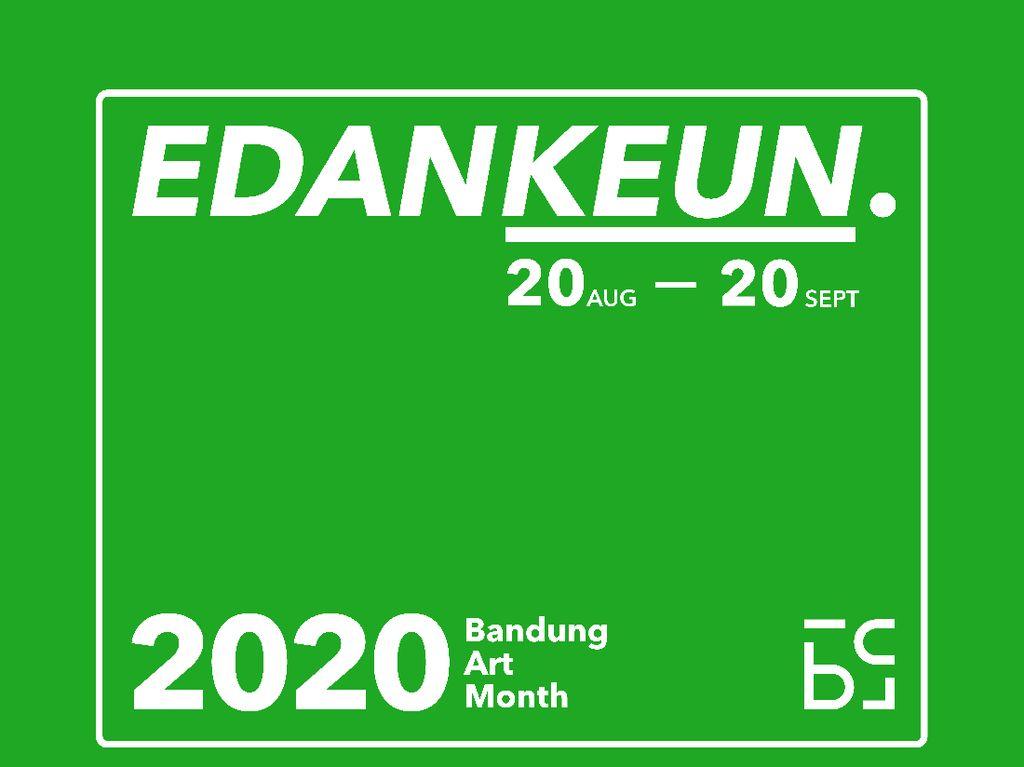Bandung Art Month ke-3 Tetap Digelar saat Pandemi