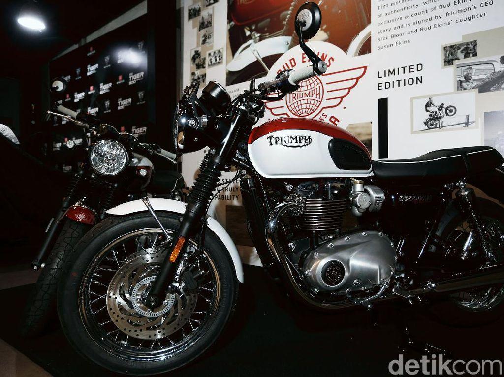 Triumph dan Bajaj Mau Kolaborasi Bikin Motor Baru, Ini Perkiraan Modelnya