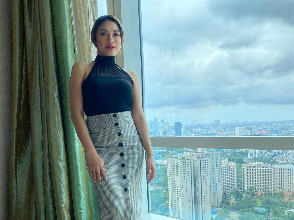 Cynthia Riza Temani Tyna Kanna ke Sidang, Hormati Keputusan Perceraiannya