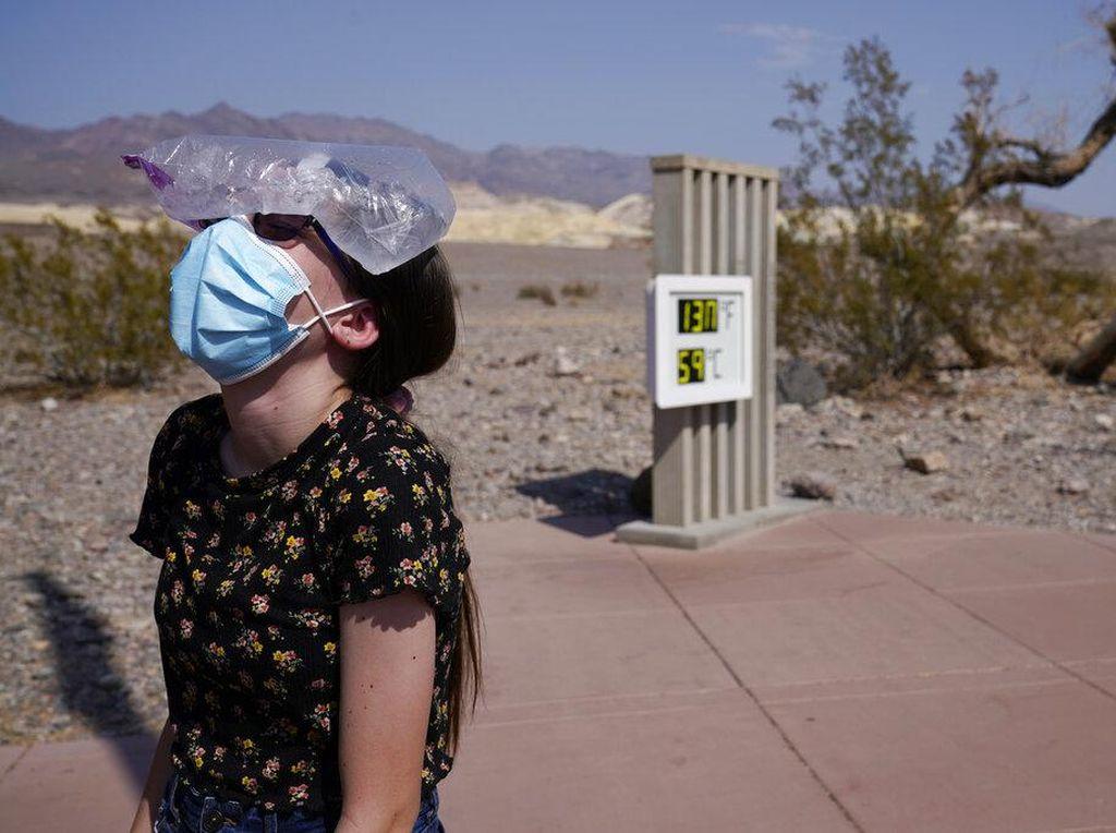 Capai 54,4°C, Tempat Ini Catat Rekor Paling Panas di Bumi