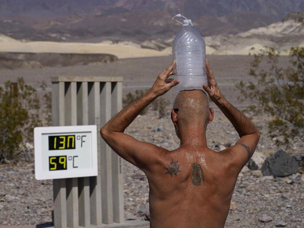 Rekor Suhu Terpanas di Bumi Terpecahkan!