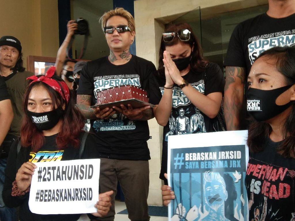 2 Personel SID ke Polisi: Jerinx Tak Bermaksud Sudutkan IDI
