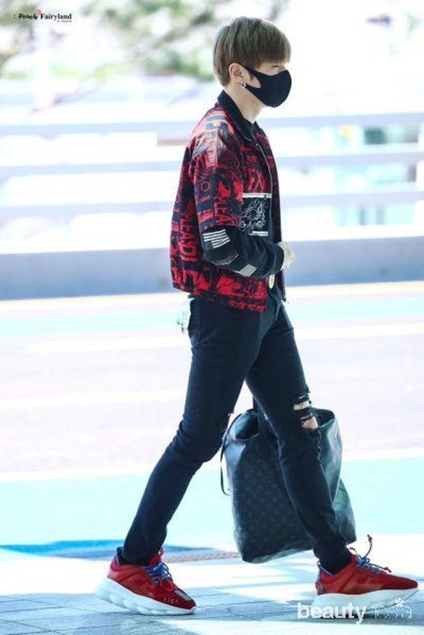Fashion look boyfriend Daniel