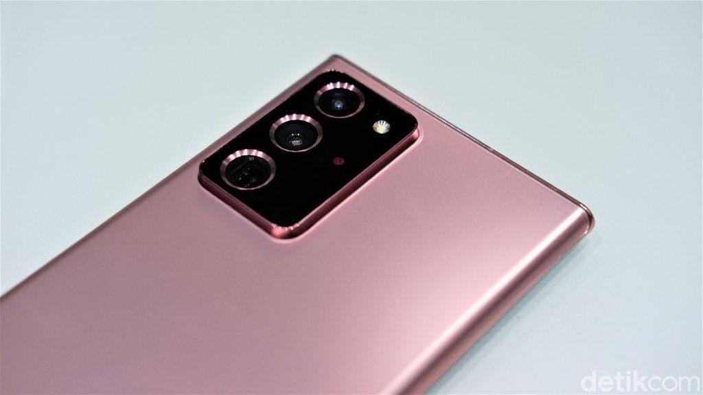 Hasil Jepretan Kamera Galaxy Note 20 Ultra