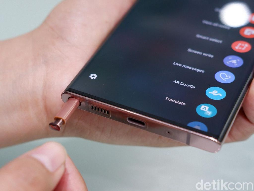Samsung Galaxy S21 Ultra Bakal Dukung S Pen, Tapi...