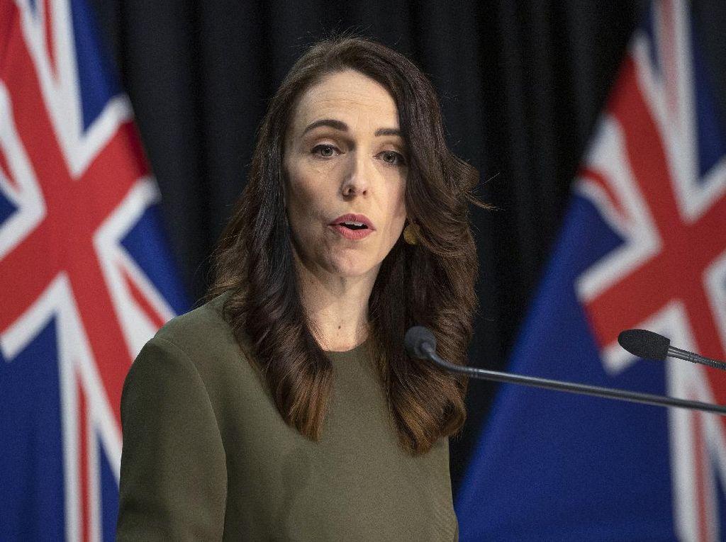 PM Selandia Baru Umumkan 3 Kasus Corona di Auckland Varian Inggris