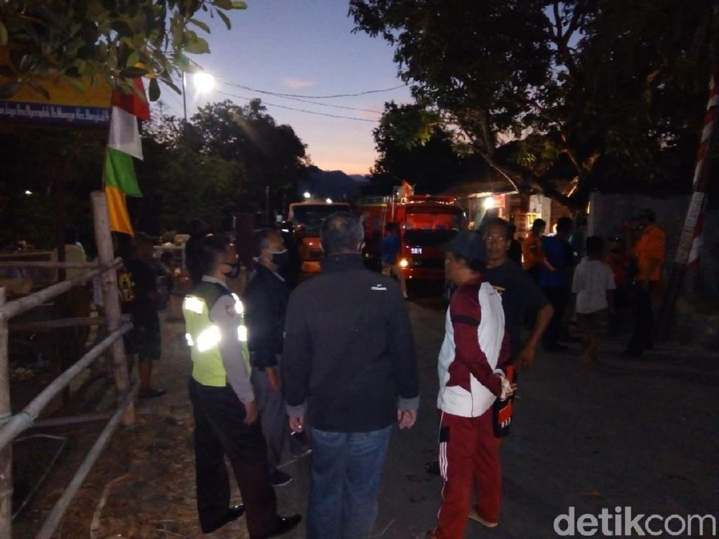 Kebakaran Ludeskan Rumah di Ponorogo, Uang Rp 50 Juta Terbakar Tak Tersisa