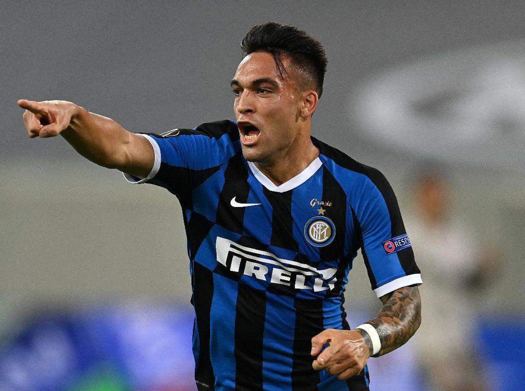 Inter Lepas Lautaro Martinez ke Barca? Simak Kata Zanetti