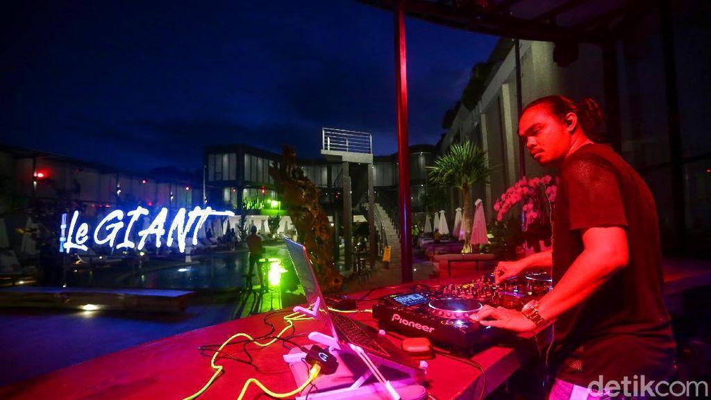 Potret Kelab Malam Bali yang Lahir di Awal Pandemi Corona