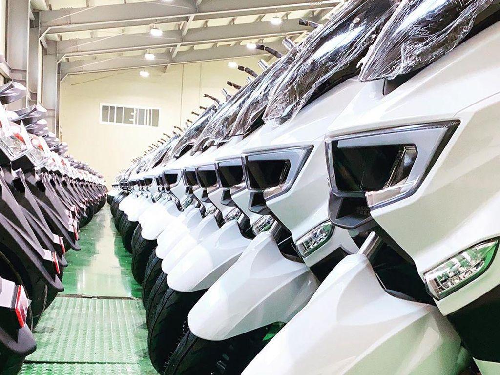 Dijual di RI, Motor Listrik Mirip Nmax Ini Juga Bakal Dirakit Lokal
