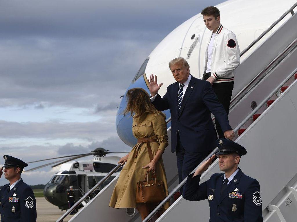 Trump Ungkap Akan Ampuni Orang Sangat Penting, Siapa Itu?