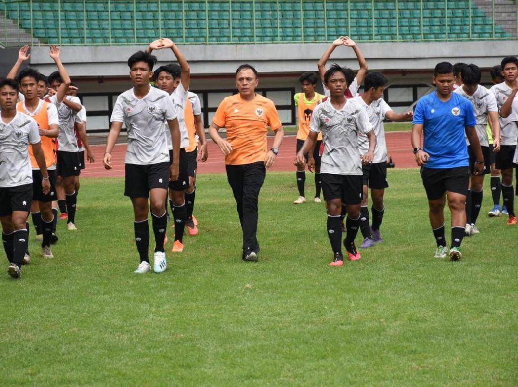 Ketum PSSI Tantang Timnas Indonesia U-16 Unjuk Gigi di Piala Asia