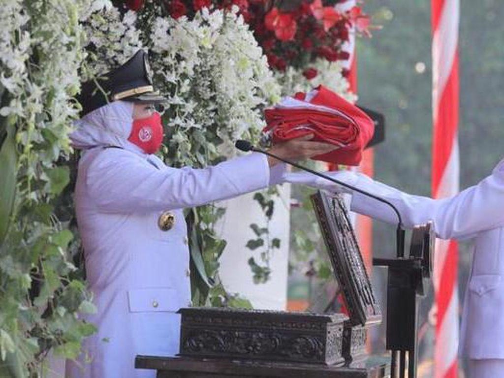 Gubernur Khofifah: Perang Kita Hari Ini adalah Virus, Bukan Penjajah