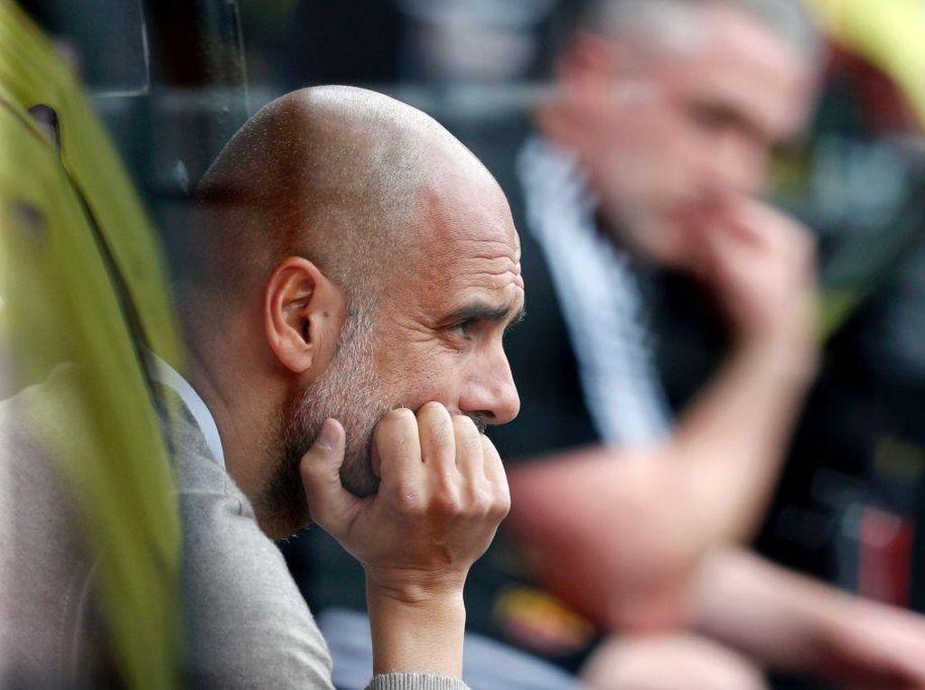 Keluh Kesah Guardiola soal Badai Cedera dan Jadwal Padat