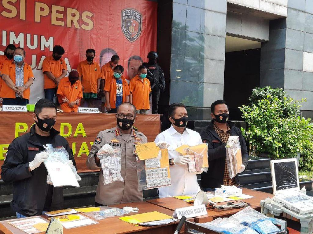 Polisi: Tarif Aborsi di Klinik Raden Saleh Jakpus Variatif, Sesuai Usia Janin