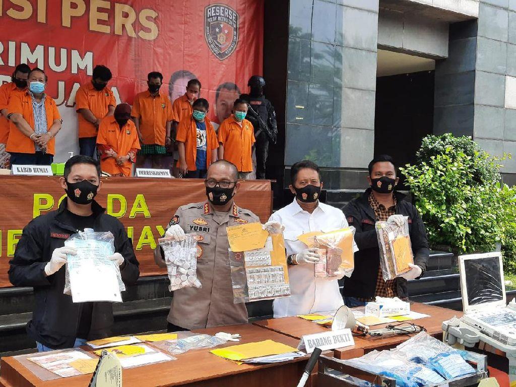 Hapus Jejak, Klinik Aborsi di Raden Saleh Buang 2.638 Janin ke Toilet