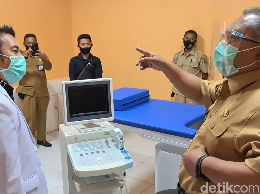 Video RSUD Sekarwangi Kini Punya Kamar Operasi Pasien COVID-19