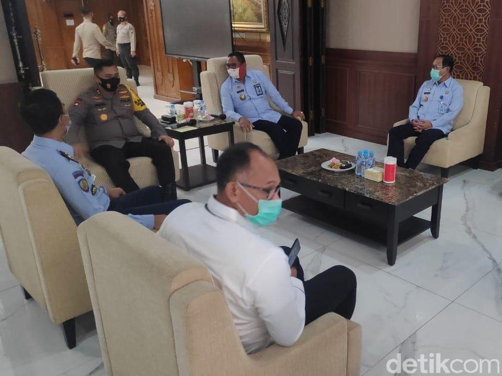 Rutan dan Lapas di Jawa Timur Over Kapasitas hingga 98%