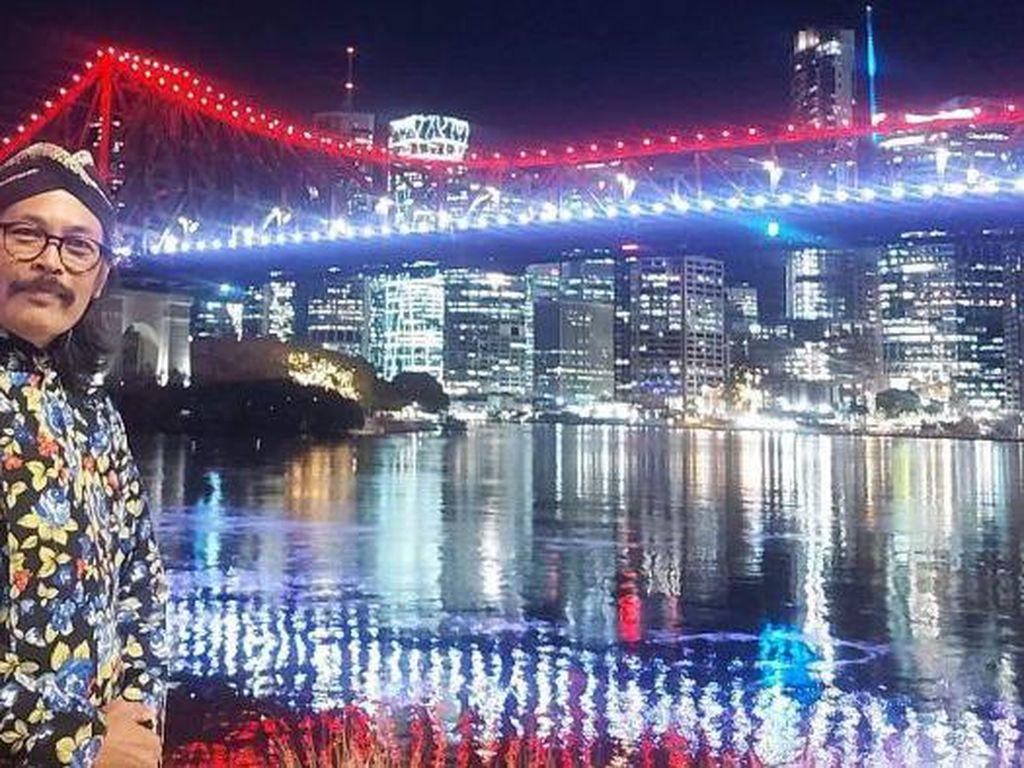 Sangat Bangga: Brisbane Pantulkan Cahaya Merah Putih Peringati HUT RI