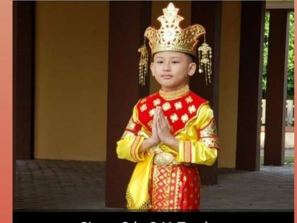 Geram Gubernur Kaltara Baju Adat Tidung Dituding Asal China