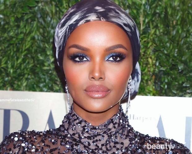Gaya hijab turban menjadi ciri khas muslimah Somalia