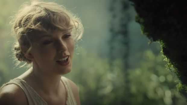 Taylor Swift, cardigan
