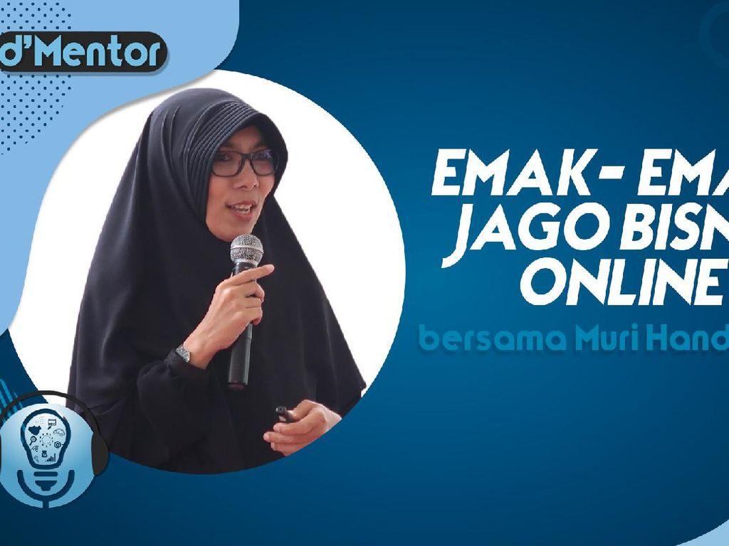 dMentor: Emak-Emak Jago Bisnis Online