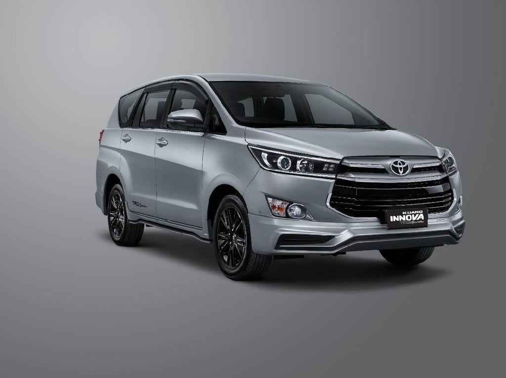 Makin Sporty, Toyota Luncurkan Kijang Innova TRD Sportivo