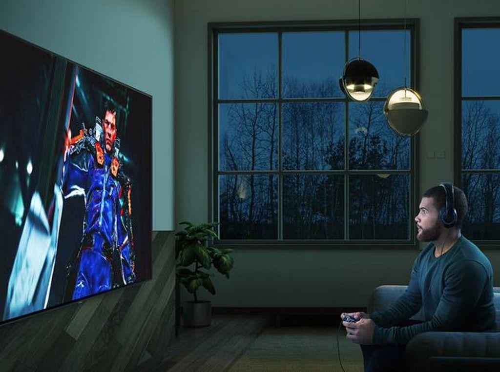 TV OLED Anyar LG Siap Manjakan Mata Gamer Indonesia
