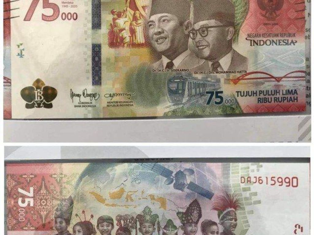 Tudingan Miring di Uang Rp 75 Ribu, Gubernur Kaltara: Menyedihkan!
