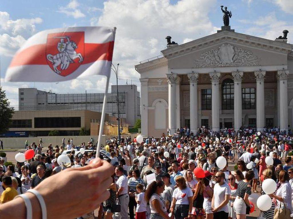 Uni Eropa Putuskan Selenggarakan KTT Darurat Bahas Krisis Belarusia