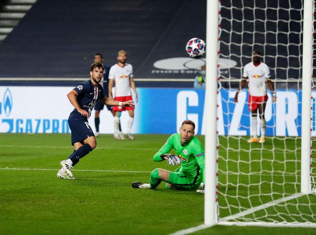 Tiga Gol Mengubur Mimpi Leipzig, PSG Melenggang ke Final