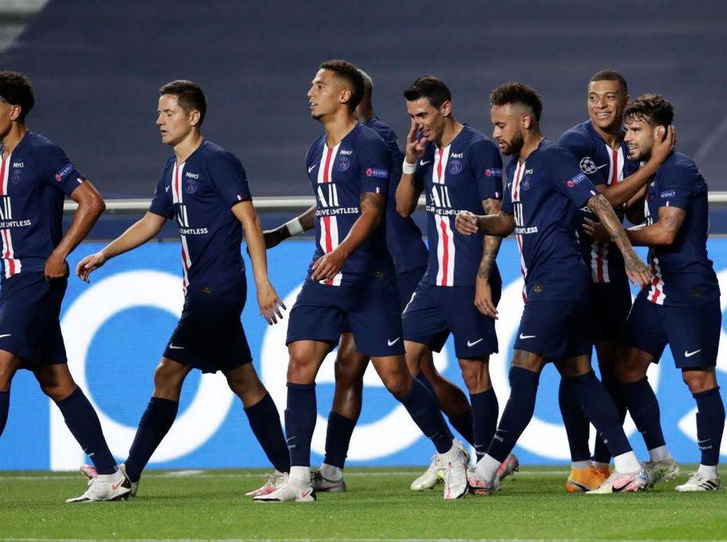 Hasil Leipzig Vs PSG: Les Parisiens Lolos ke Final Liga Champions
